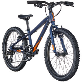 "ORBEA MX Dirt 20"" Niños, blue/orange"